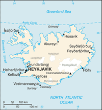 List Of Airports In Iceland Wikipedia - Airports in iceland