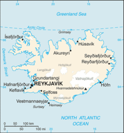 List of cities and towns in Iceland  Wikipedia