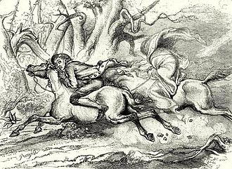 The Legend of Sleepy Hollow - Image: Ichabods chase crop