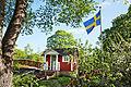 Idyllisk hage, Sverige, Karin Beate Nosterud.jpg