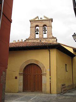 Iglesia de San Salvador de Palat del Rey - Wikipedia, la enciclopedia libre