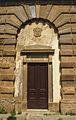 Il Boschetto - Main Entrance - via di Soffiano - Keeper House - Door.jpg