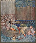 Illustration by Edmund Dulac from One Thousand and One Nights 03.jpg
