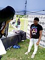 Imara Moore photographer for BLT @ Staten Island Museum's Fences Show 02.jpg
