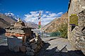"""Important Notice - Now you are entering the restricted area of """"Upper Mustang""""… (15750371476).jpg"""