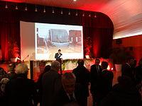 Inauguration de la branche vers Vieux-Condé de la ligne B du tramway de Valenciennes le 13 décembre 2013 (181).JPG