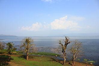 Indawgyi Lake Wildlife Sanctuary - Image: Indawgyi
