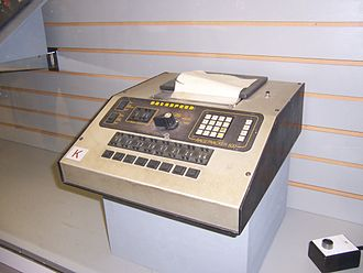 1984 Indianapolis 500 - DataSpeed Timing and Scoring System