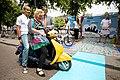 Ineke van Gent, Lancering Europese Mobiliteitsweek 2010.jpg