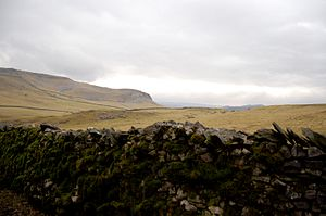 Clapham, North Yorkshire - The Dales as seen on a trail out of Clapham