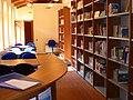 Ingresso e sala Lettura della Bibloteca Civica di Leonessa Giuseppe Cultrera.jpg