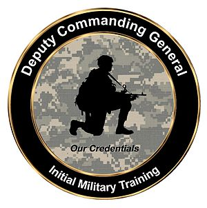 Basic Training – Initial Military Training - Initial Military Training logo