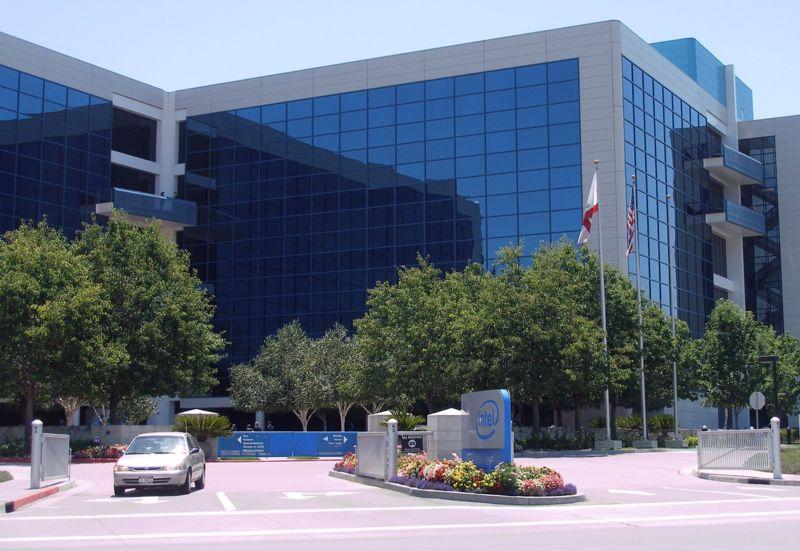 Intel's HQ at Santa Clara