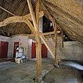 Interieur boerderij, deel, overzicht kapconstructie - Schoonebeek - 20376076 - RCE.jpg