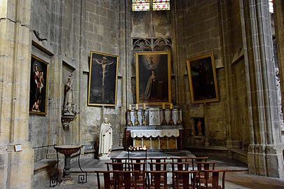 Interior of Cathédrale Saint-Just-et-Saint-Pasteur039.JPG