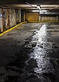 Interior of Concordia University underground parking garage, Montreal, QC.jpg
