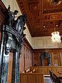 Interior of Courtroom 600 - Palace of Justice - Where Nuremberg Trials Were Held - Nuremberg-Nurnberg - Germany - 01.jpg