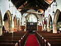 Interior of The Parish Church of St Mary the Virgin, Goosnargh - geograph.org.uk - 485364.jpg