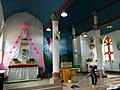 Interior of Zhenning Catholic Church, 30 August 2020d.jpg