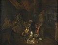 Interior of an Art School (Gerard Thomas) - Nationalmuseum - 22550.tif