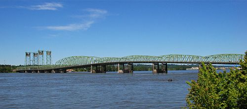 Interstate Bridge - Wikipedia