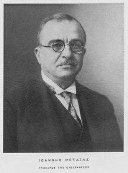 Ioannis Metaxas 1937