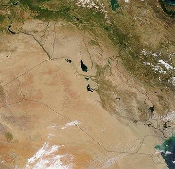https://upload.wikimedia.org/wikipedia/commons/thumb/f/f3/Iraq_NASA.jpg/360px-Iraq_NASA.jpg