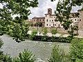 Isola Tiberina e Lungotevere de' Cenci (Roma) 29.jpg