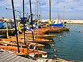 Israel-2013-Jaffa 22-Sailboats.JPG