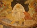 Istanbul - S. Salvatore in Chora - Parecclesion - Abside - Resurrezione - Foto G. Dall'Orto 26-5-2006.jpg