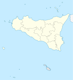 Scordia is located in Sicília