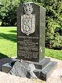 Itsenäisyyden kuusi marker, Helsinki - DSC04333.JPG