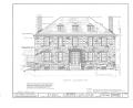 Ivy Hall, 1225 River Road, Piscataway, Middlesex County, NJ HABS NJ,12-NEBRU.V,3- (sheet 5 of 22).png