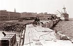 Izraelska ladja Palmah v koprskem pristanišču 1962 (2).jpg