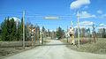 Järnvägsövergång i Karbenning i Norbergs kn 8709.jpg