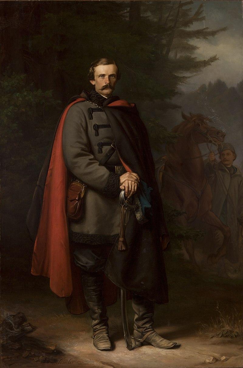 Józef Simmler - Portrait of Ludwik Mycielski - MNK II-a-938 - National Museum Kraków.jpg