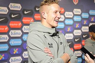 Eirik Johansen Norwegian footballer