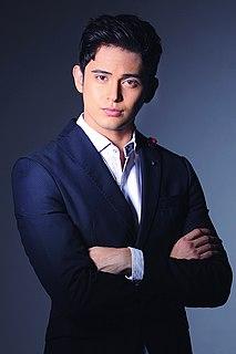 James Reid (actor) Filipino-Australian actor and singer