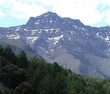 阿尔卡萨巴山