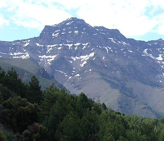 Sierra Nevada (Spain) - Image: JDCANO ALCAZABA