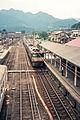 JRE Yokokawa Station platform 19970716.jpg