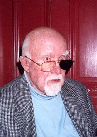 Jack Coggins - Jack Coggins at age 91