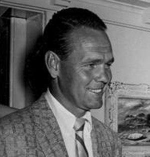 Jack Kramer - Kramer in the late 1940s