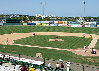 Daytona Beach Multiple Property Submission - Image: Jackierobinsonstadiu m 1