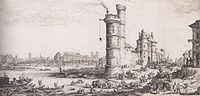 Jacques Callot - View of the Seine in Paris - WGA03785.jpg
