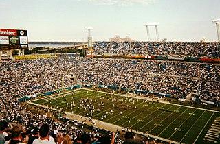 Jacksonville Jaguars Vs. Cincinnati Bengals In January 2000.