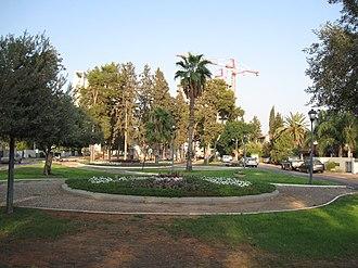Yehud - Yehud park