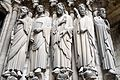 Jamb Statues, Chartres Cathedral (19782175038).jpg