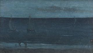 Nocturne: Blue and Silver—Bognor