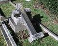 James Octavus Machell's grave, Newmarket.jpg